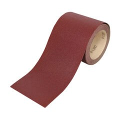 Sandpaper Roll - Red