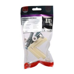 Adjustable WC and Bidet Fixing Kit