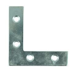 Corner Plate Iron