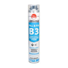 B3 Fill & Fix Expanding PU Foam