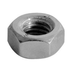 Hex Full Nut - Stainless Steel