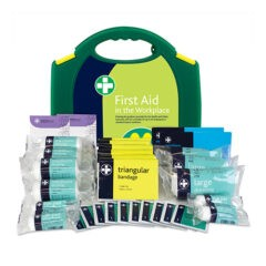 First Aid, Cleaning & Refuse