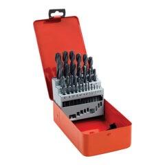 Mixed HSS Jobber Drill Sets
