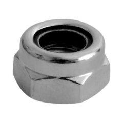 Nylon Nut - Type T - Stainless Steel