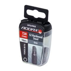 TX Drive Driver Bits - S2 Steel