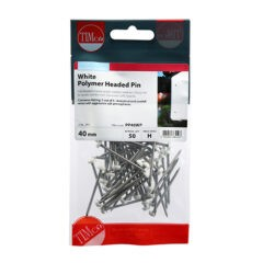 Poly Headed Nails & Pins